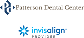Patterson Dental and Invisalign logo